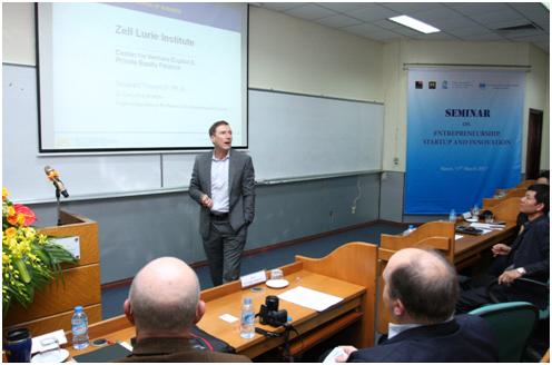 Seminar on Entrepreneurship Startup 5