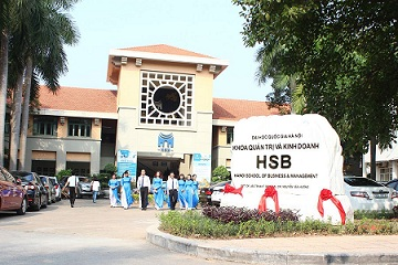 The Launch of the Hanoi School of Business (HSB*) at Vietnam National University, Hanoi and the HSB-Tuck School Joint Programs