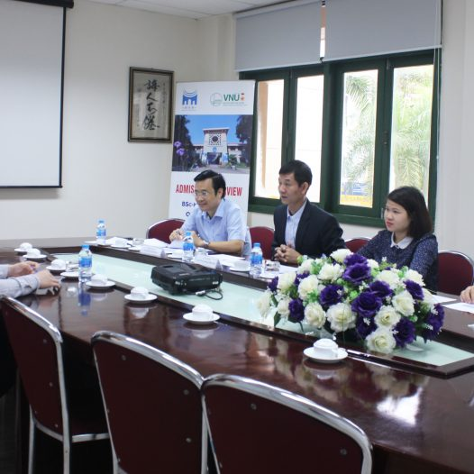 SV đầu tiên trúng tuyển Chương trình Cử nhân MET là công dân Hàn Quốc
