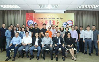 Khai giảng chương trình Phát triển lãnh đạo FLF – HSB đồng hành cùng doanh nghiệp thực hiện khát vọng đột phá