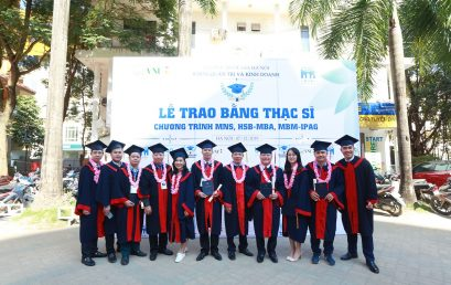 Danh sách học viên MBA, MNS được cấp bằng thạc sĩ tại HSB giai đoạn 2017 – 2019