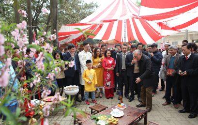 Hội làng HSB Xuân Canh Tý – Nơi trở về cội nguồn văn hóa dân tộc