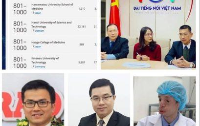 GS.TSKH Nguyễn Đình Đức – một trong những người định danh Việt Nam trên bản đồ khoa học thế giới