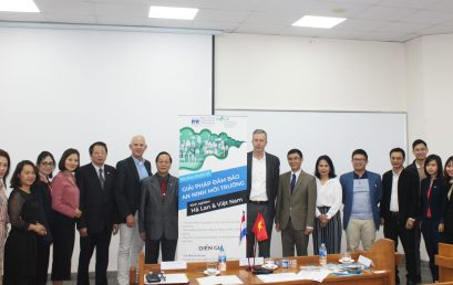 Các giải pháp đảm bảo An ninh môi trường – kinh nghiệm từ Hà Lan và Việt Nam