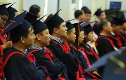 TBTS chương trình đào tạo Tiến sĩ năm 2020 chuyên ngành Quản trị và Phát triển bền vững (DMS)