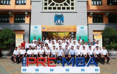 Khai giảng khóa đào tạo PRE-MBA dành cho CBQL cấp 4 của EVNHANOI với nhiều giá trị mới