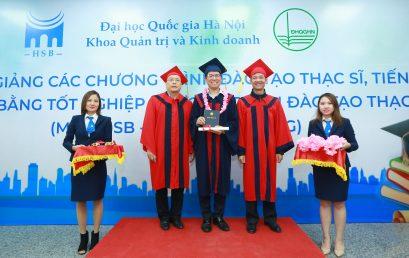 THÔNG BÁO TUYỂN SINH Chương trình đào tạo Thạc sĩ Quản trị Công nghệ và Phát triển  doanh nghiệp do ĐHQGHN cấp bằng