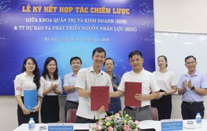 HSB và HDC ký kết hợp tác chiến lược trên nhiều lĩnh vực