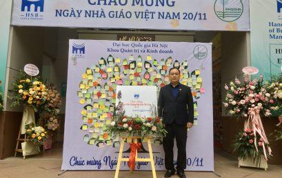 GS. Nguyễn Đình Đức (ĐHQGHN) vào top xếp hạng có tầm ảnh hưởng nhất thế giới 2020